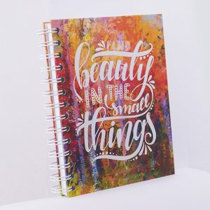 Notebook Wire Binding - #FindBeauty - Rp 60.000