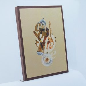 Notebook Perfect Binding - #Coffee - Rp 60.000