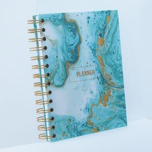 Notebook Wire Binding - #Planner - Rp 130.000