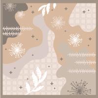 Scarf/Hijab pattern 7
