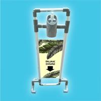 Hand Sanitizer Sistem Injak